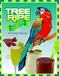Tree Ripe Mixers and Bar Ingredients